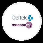 Logo Deltek Maconomy